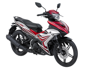 Jupiter MX 150 Red Corner