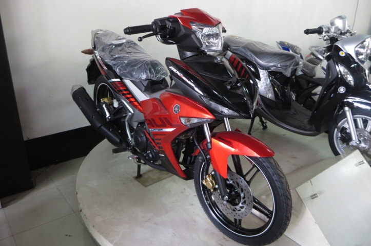 Jupiter MX King 150 4