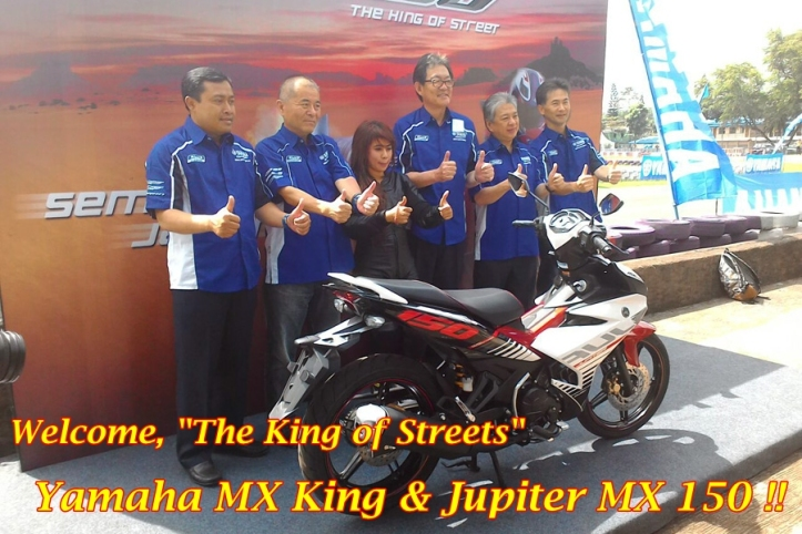 Jupiter MX King 150 Main