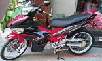 Jupiter MX King 150 Modifikasi 2