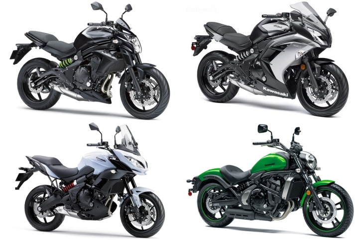 Kawasaki Diversifikasi 4