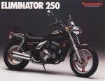 Kawasaki EL250 Eliminator 250 3