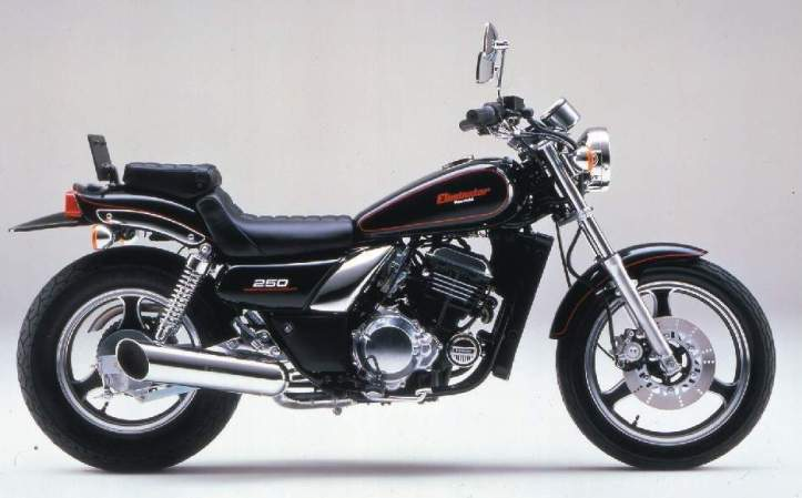 Kawasaki EL250 Eliminator 250 5