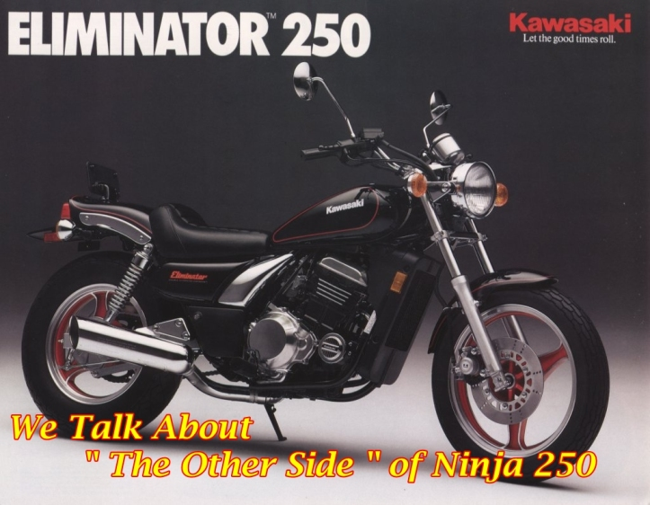 Kawasaki EL250 Eliminator 250 Main