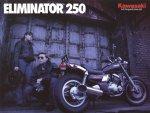 Kawasaki EL250 Eliminator 250