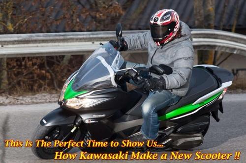 Kawasaki J125 & J150