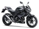 Kawasaki Z250 2015 Hitam