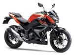 Kawasaki Z250 2015 Oranye