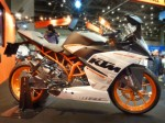 KTM Duke 250 & RC250 4