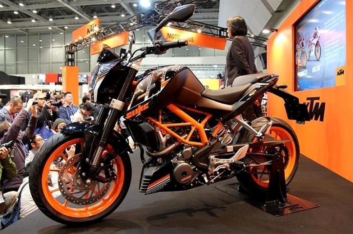 KTM Duke RC250 2