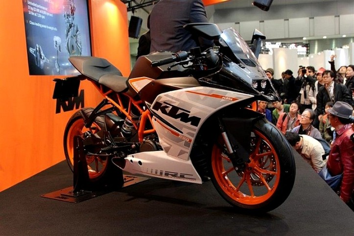 KTM Duke RC250 3