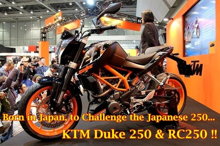 KTM Duke RC250 Main