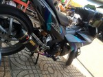 Modifikasi Yamaha Jupiter MX King 150 4