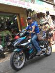 Modifikasi Yamaha Jupiter MX King 150 9
