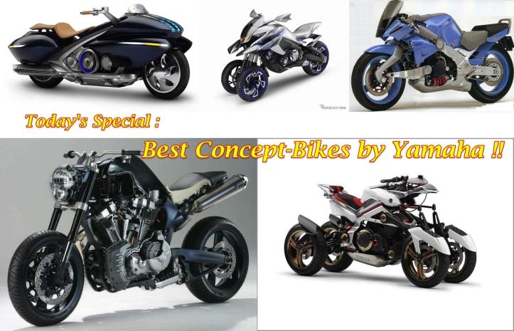 Motor Konsep Yamaha
