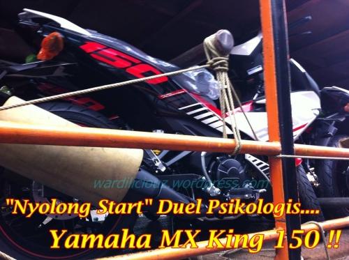 MX King 150 main