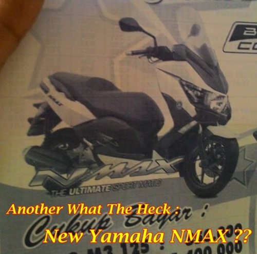 NMAX Lucu