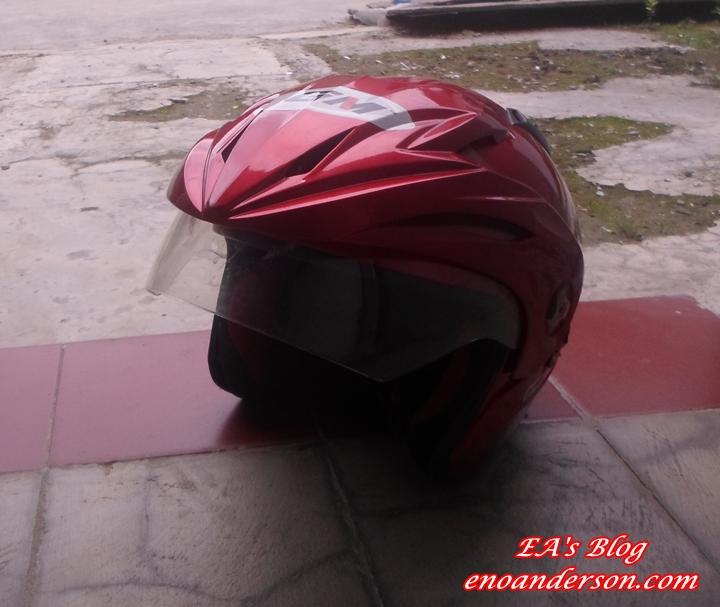 Perbaiki Visor Helm 6