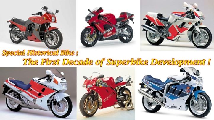 Perkembangan Superbike