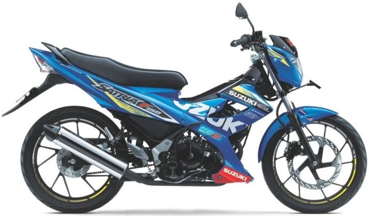 Satria FU MotoGP 2