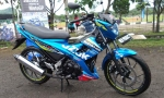 Satria FU MotoGP 5