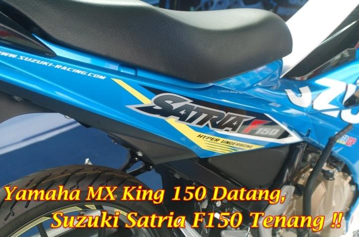 Satria FU MotoGP Main