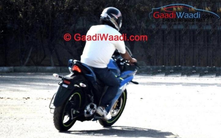 Suzuki Gixxer SLK Full-Fairing