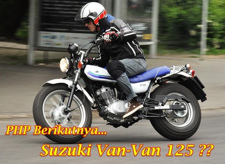 Suzuki Van-Van 125 Main