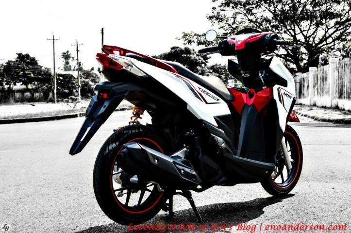 Modifikasi Minimalis New Honda Vario 125 150 Inspirasi