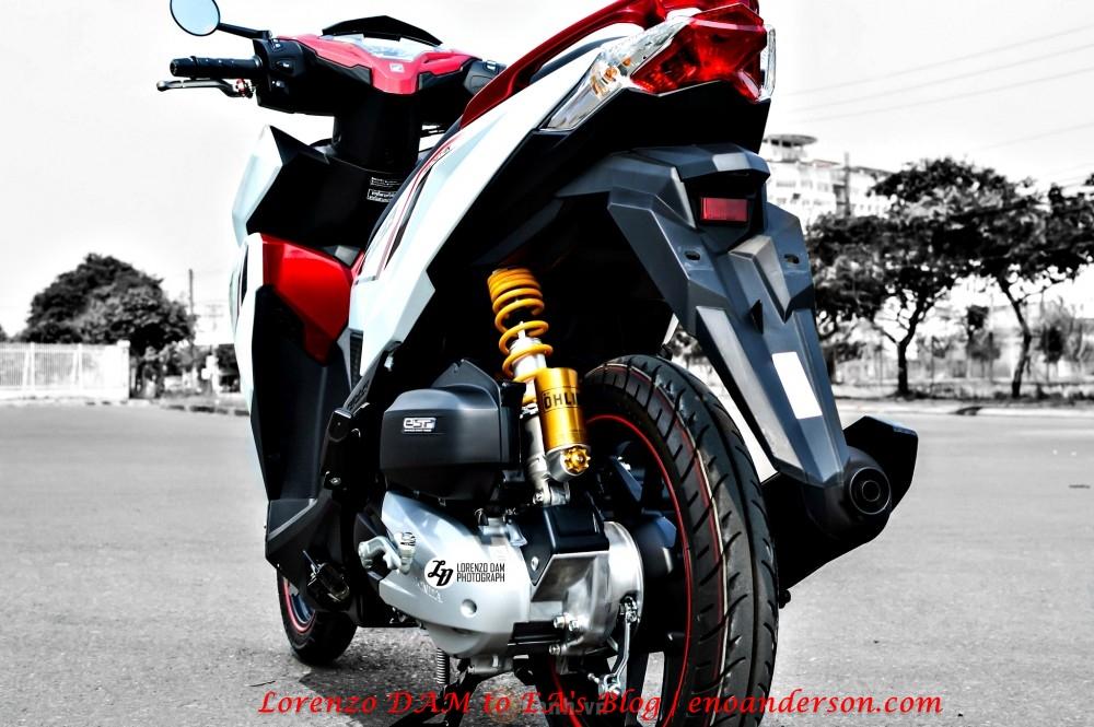 Jual Striping Motor Modifikasi Honda Vario Techno 110 Dan ...