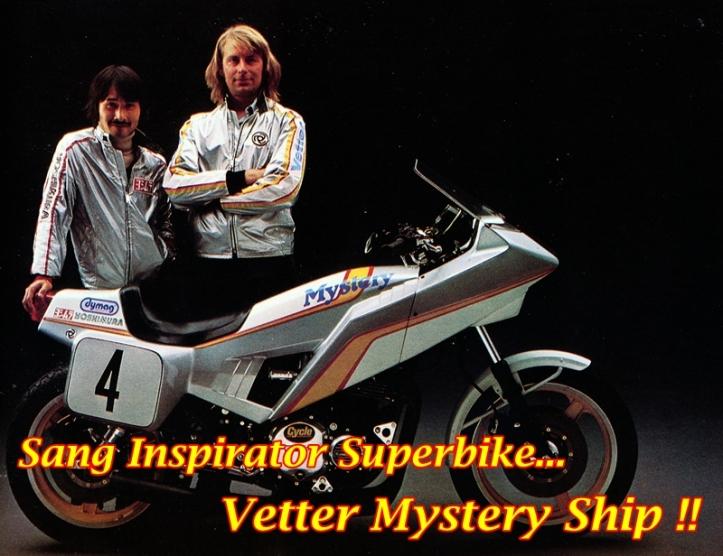 Vetter Mystery Ship Main