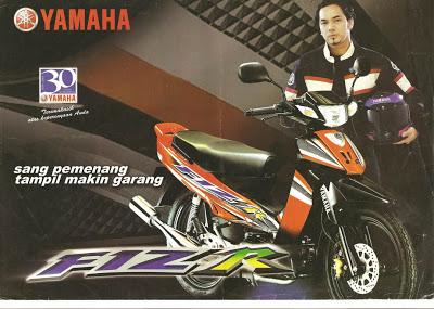 Yamaha F1ZR 3
