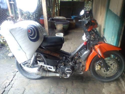 Yamaha F1ZR Tangguh