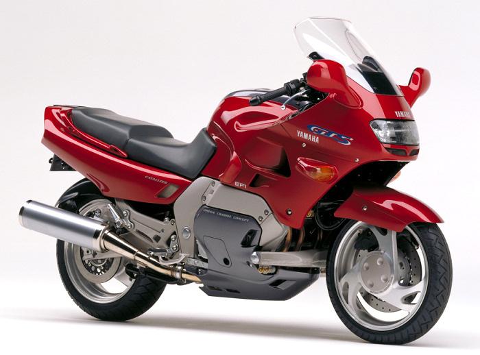 Yamaha GTS1000 10