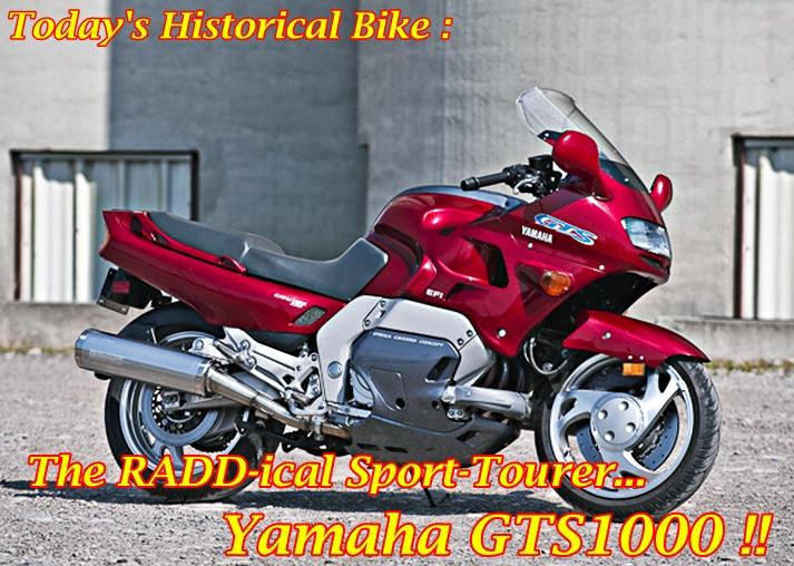 Yamaha GTS1000 Main