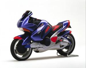 Yamaha GTS1000 Morpho