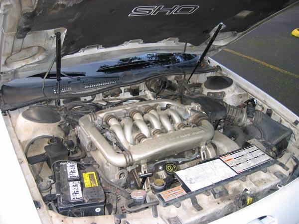 Yamaha Mesin V6 Ford Taurus