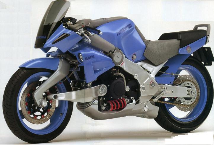 Yamaha Morpho 2