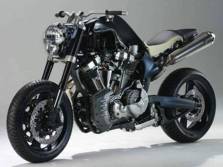 Yamaha MT-01 Concept 3
