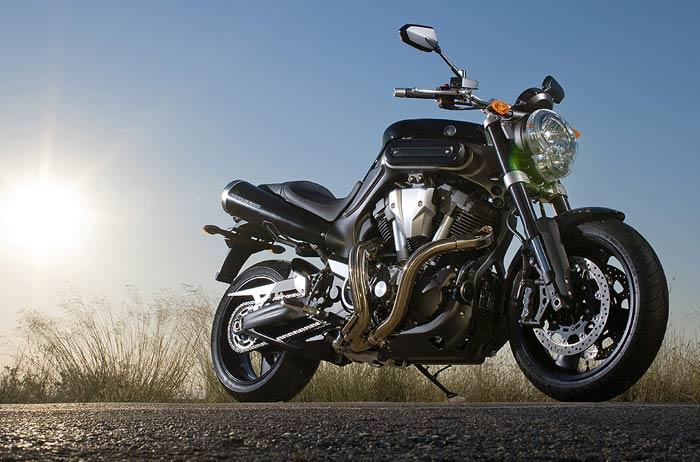Yamaha MT-01 Concept 5