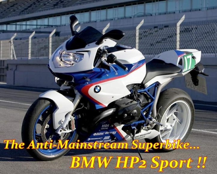 BMW HP2 Sport Main