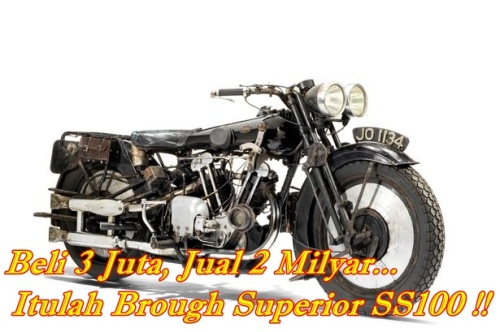 Brough Superior SS100 Main