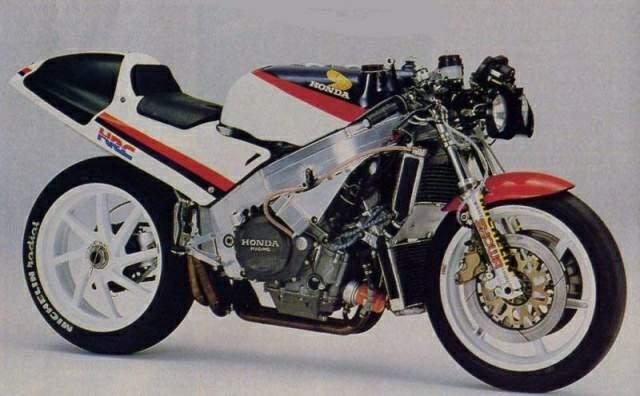 Honda NR750 Prototype
