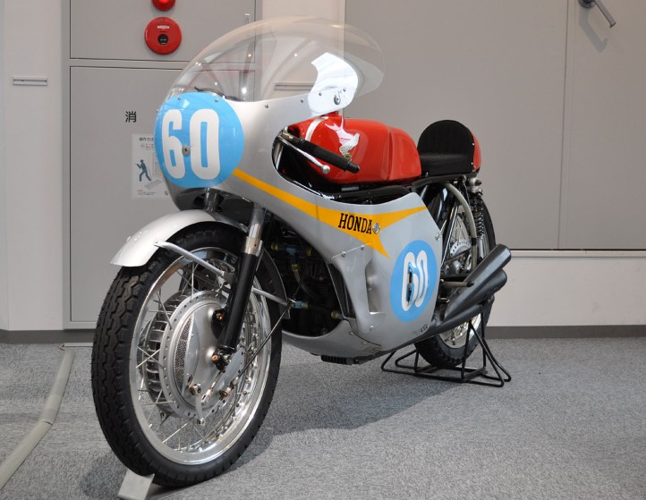 Honda RC174 9