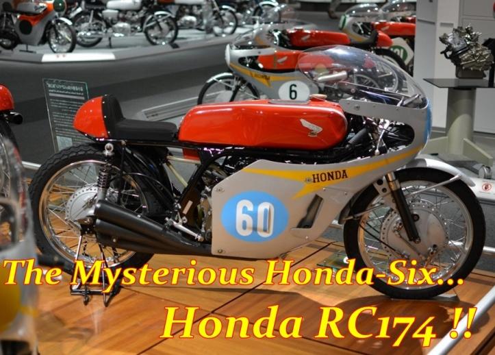 Honda RC174 Main
