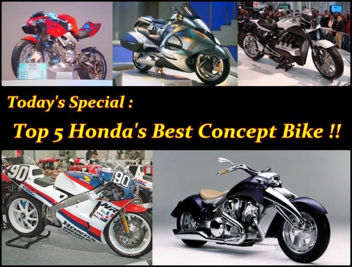 Konsep Honda 1