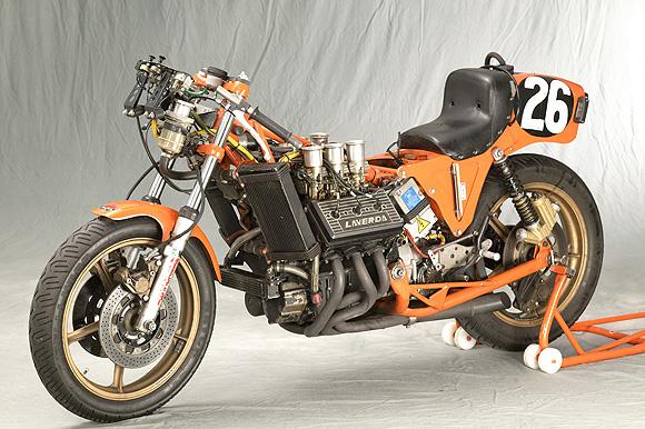 Laverda V6 11