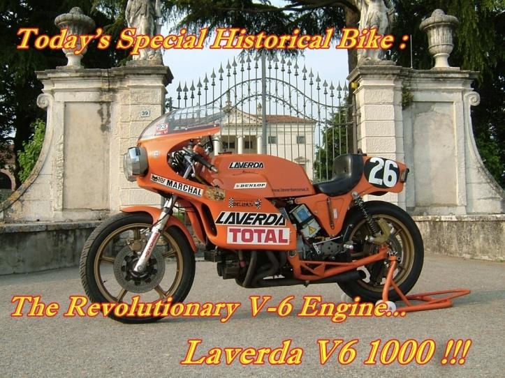 Laverda V6 Main