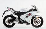 Moto Hispania RX125 3
