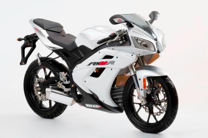 Moto Hispania RX125 5